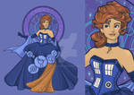 Gallifreyan Girl