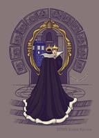 Mirror Mirror by khallion