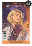 Newbury Comics variant cover: Doctor Who