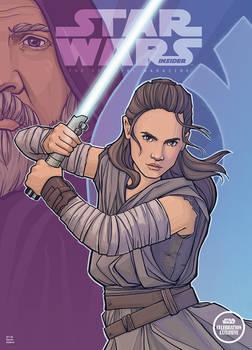 Star Wars Celebration Insider Cover