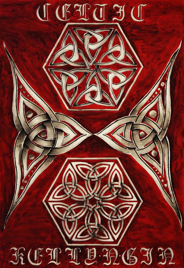 Celtic by Kelly-N-Gin