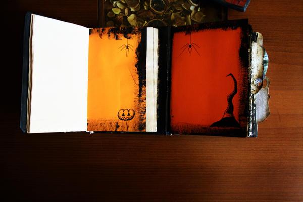 Handmade Book Of Shadows/Junk Journal 2 by Kelly-N-Gin