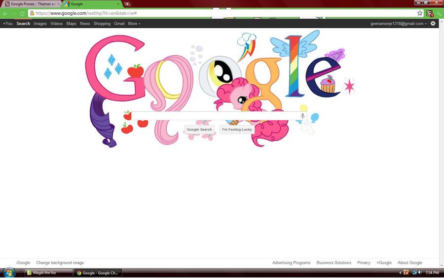 Как сделать фон в google - Val-spb.ru