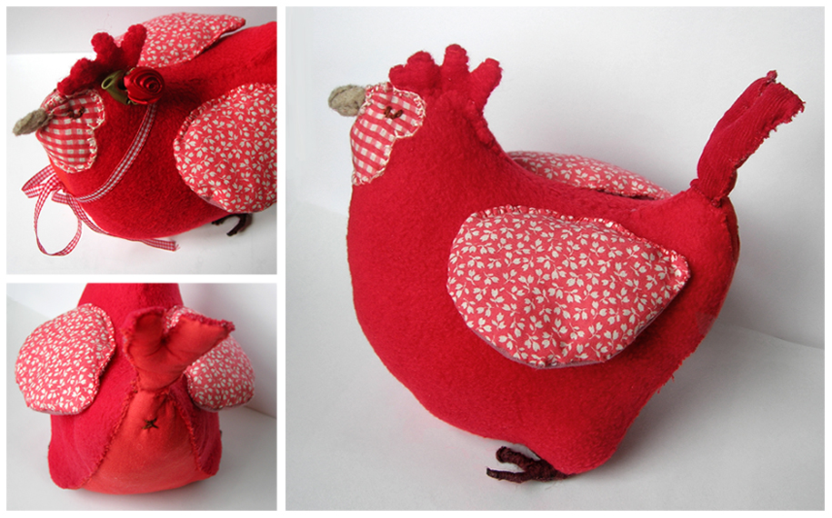 Red Hen by elbooga