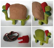 Turtle II by elbooga