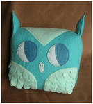 Large Blue Owl
