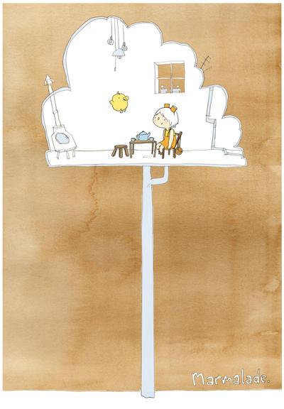 Marmalade - poster 1 by elbooga