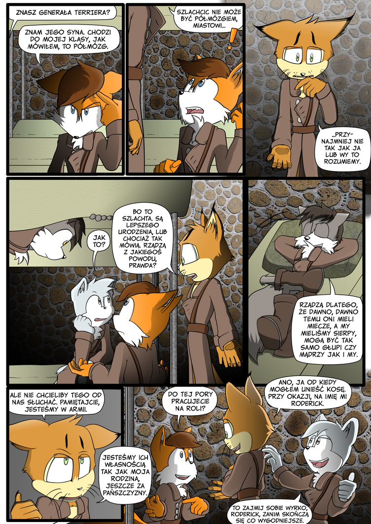 Darkness Falls - Chapter 2 - Page 12 [PL] by calculusmaster
