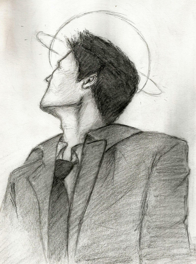 Castiel by crazybookworm96