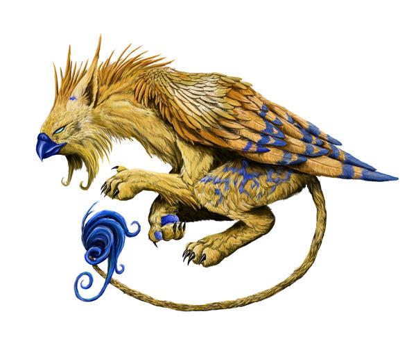 mystic griffin