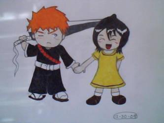 Ichiruki by katara-fan