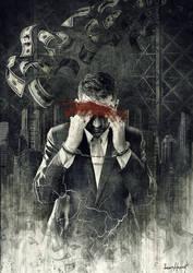 Prisoner of capitalism by SheerHeart