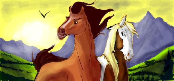 Stallion by surlaroute