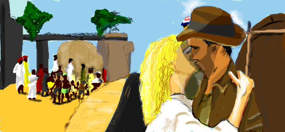 Indy Kiss by surlaroute
