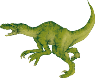 Raptoroidus by GTK666