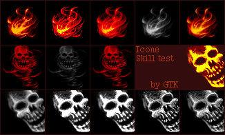 Icone Skill Sheet
