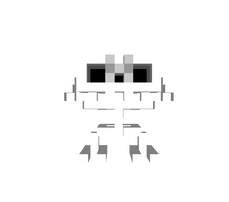 Skeleton voxel by GTK666
