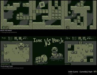 Indie Game - GameBoy Demake by GTK666