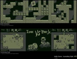 Indie Game - GameBoy Demake