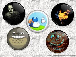 Badges #1 by GTK666