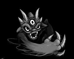 Gray Slash from the shadow