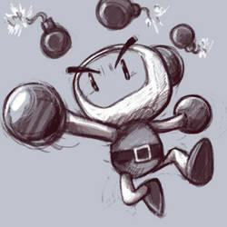December T8 - Bomberman by GTK666