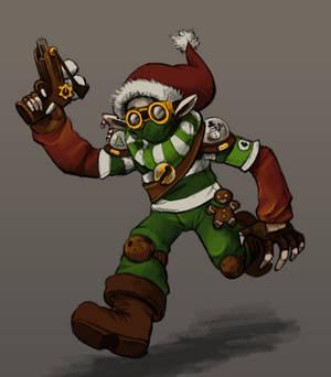 December T4 - Christmas Squad's Elf