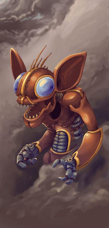 Robot Gremlin
