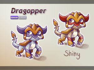 Baby Dragon Contest Entry