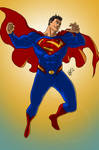 New Earth Year 3: New Superman (1st Form)