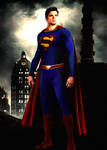 Smallville Season 11 Superman Suit