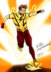 New Earth: Kid-Flash