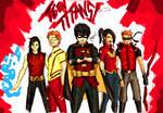 New Earth:Teen Titans