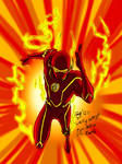 New Earth:Wally West (The Flash)