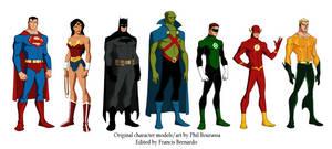 JLA: Animated Season 1-2 *UPDATED*