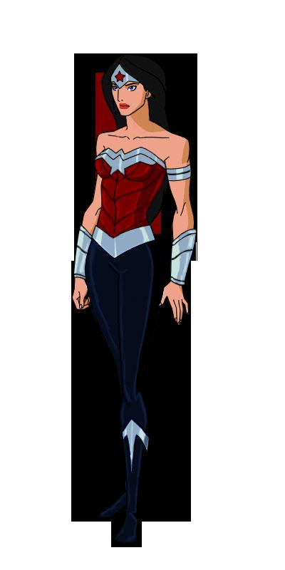 DC New 52:Wonder Woman Animated by kyomusha on DeviantArt