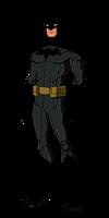 DC New 52:Batman Animated