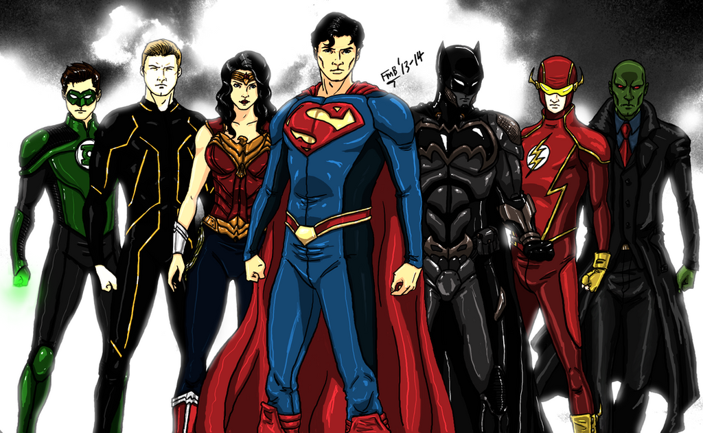 Smallville : The League by kyomusha