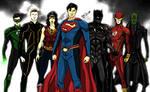 Smallville : The League