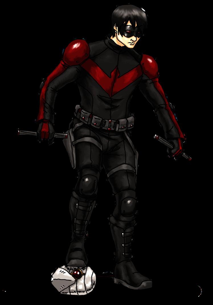 Nightwing DesignNew 52