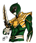 The Dragon Ranger/Green Ranger
