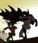 DC New 52:Batman and Robin