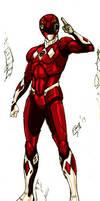 MMPR: Red Ranger Gen 2