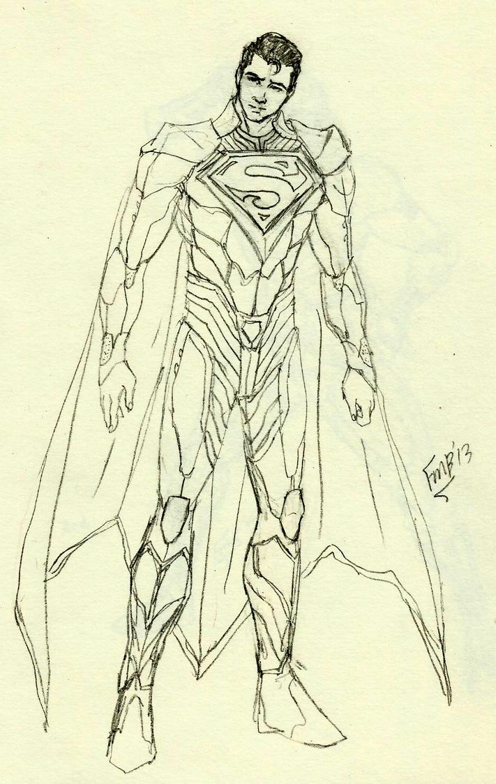 How To Draw Batman Injustice
