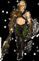 Secret Identity S3 : Arthur of Atlantis by kyomusha
