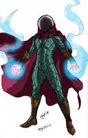 The WoS: Mysterio