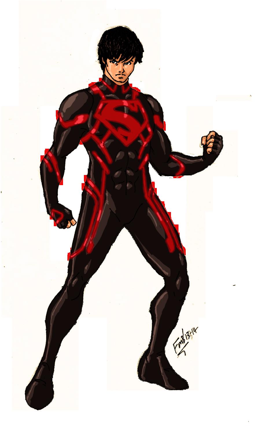New 52: Superboy by kyomusha on DeviantArt