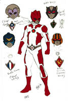 Power Rangers International - Concept