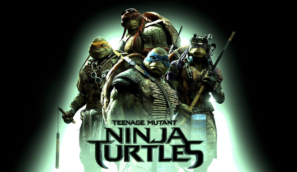 Teenage Mutant Ninja Turtles 2014 Movie Wallpaper by kyomusha on