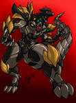 MMPR: Dragonzord